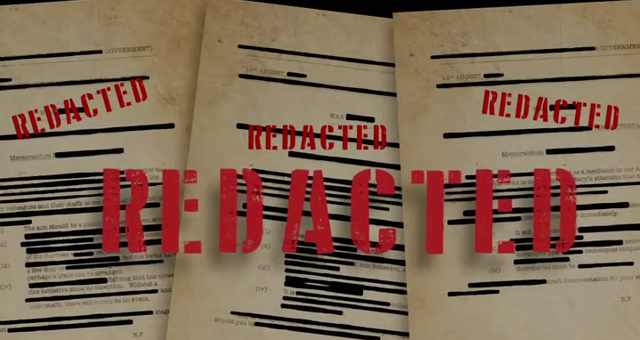 Redact/Redacted – Learn A Word A Day #01